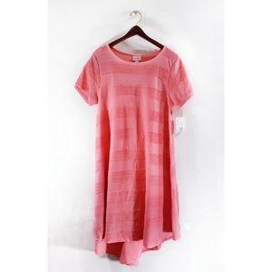 Lularoe Carly Hi Low Dress Size M NWT